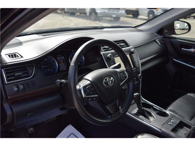 2016 Toyota Camry XLE (Stk: 62515) in Toronto - Image 9 of 24