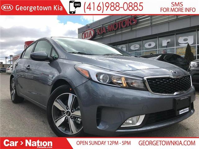 2018 Kia Forte 1.8L LX+ AT (Stk: FO18068) in Georgetown - Image 1 of 27
