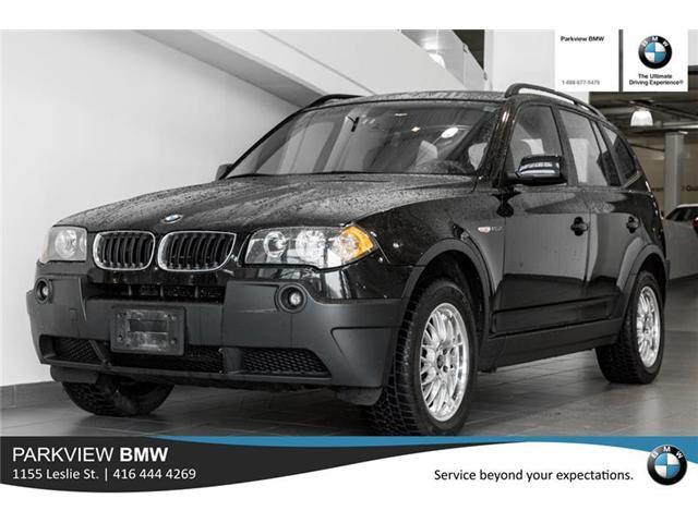 2005 BMW X3 2.5i (Stk: 20363A) in Toronto - Image 1 of 20