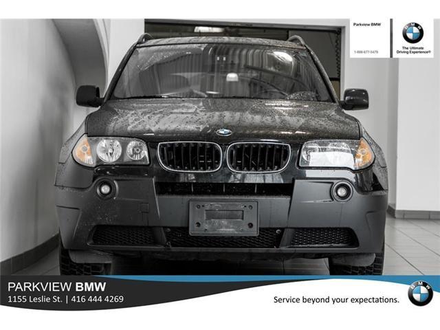 2005 BMW X3 2.5i (Stk: 20363A) in Toronto - Image 2 of 20