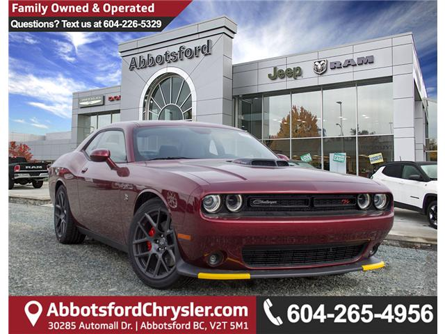 2018 Dodge Challenger R/T 392 (Stk: J255097) in Abbotsford - Image 1 of 28