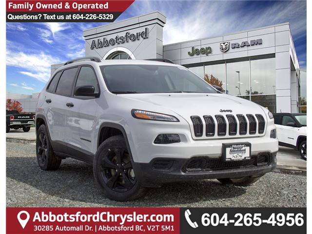 2018 Jeep Cherokee Sport (Stk: J517533) in Abbotsford - Image 1 of 26
