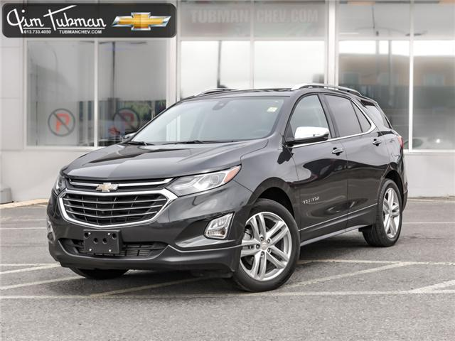 2018 Chevrolet Equinox Premier (Stk: P6418) in Ottawa - Image 1 of 24