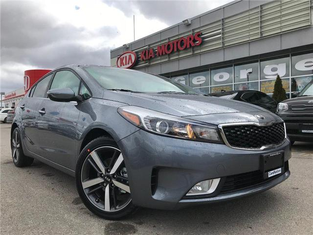 2018 Kia Forte EX | $135 BI-WEEKLY | ANDROID/APPLE AUTO | (Stk: FO18072) in Georgetown - Image 2 of 25