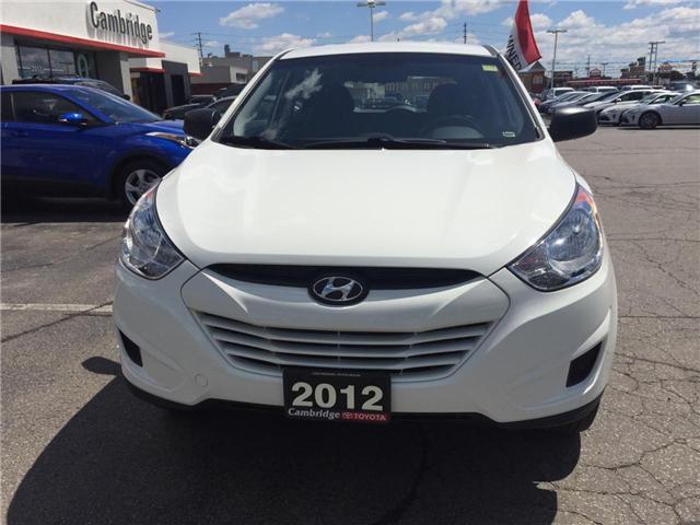 2012 Hyundai Tucson L (Stk: 1708202) in Cambridge - Image 3 of 11