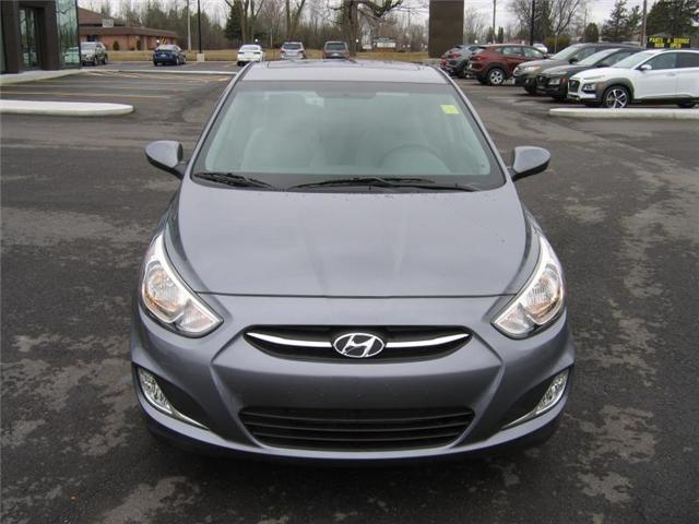 2017 Hyundai Accent  (Stk: R7012) in Brockville - Image 2 of 12