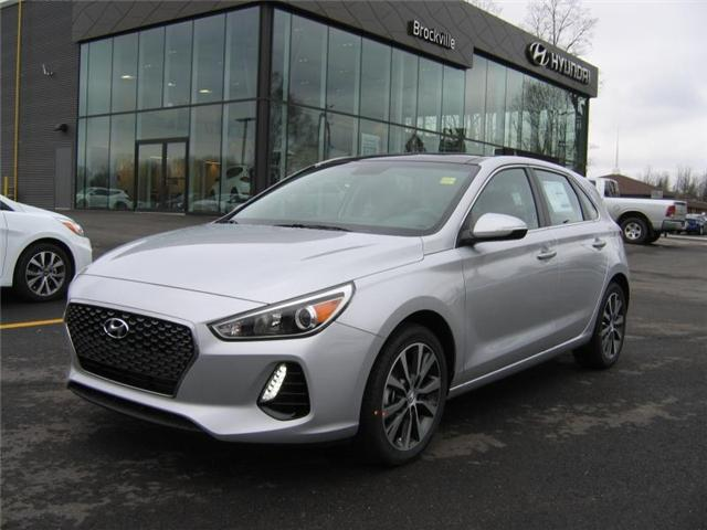 2018 Hyundai Elantra GT  (Stk: R8023) in Brockville - Image 1 of 12