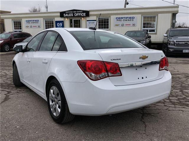 2016 Chevrolet Cruze 1LT- GM CERTIFIED PRE-OWNED - 1 OWNER TRADE (Stk: 164348A) in Markham - Image 2 of 21