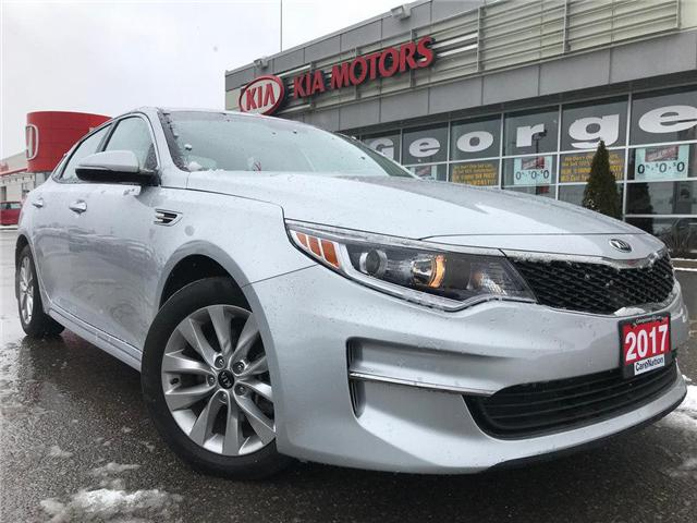 2017 Kia Optima LX+ | BACK UP CAM | HEATED SEATS | (Stk: DR282) in Georgetown - Image 2 of 30