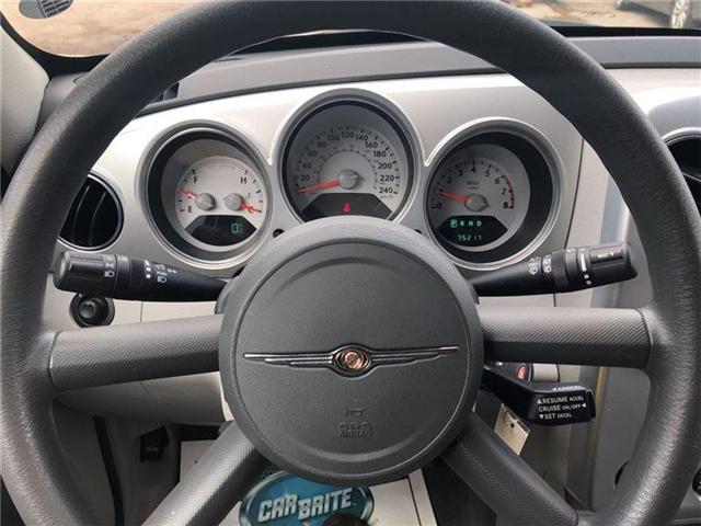 2007 Chrysler PT Cruiser Base (Stk: 3A4FY4) in Belmont - Image 16 of 17