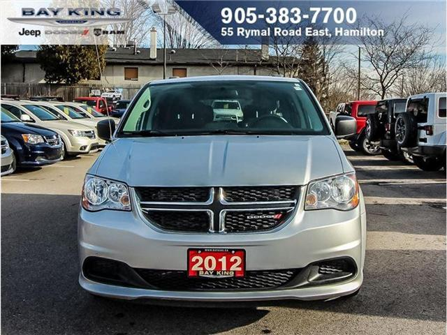 2012 Dodge Grand Caravan SE/SXT (Stk: 6364A) in Hamilton - Image 1 of 21