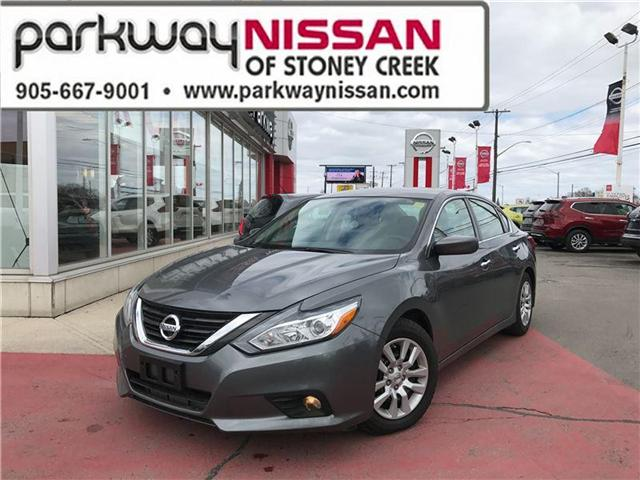 2016 Nissan Altima 2.5 S (Stk: N1248) in Hamilton - Image 1 of 17