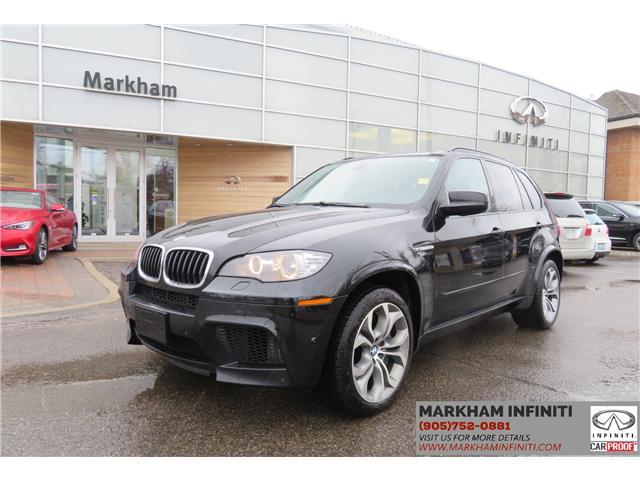 2013 BMW X5 M  (Stk: J319A) in Markham - Image 1 of 18
