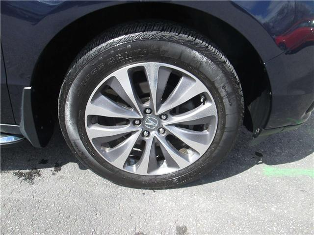 2014 Acura MDX Navigation Package (Stk: 171288) in Richmond - Image 8 of 14