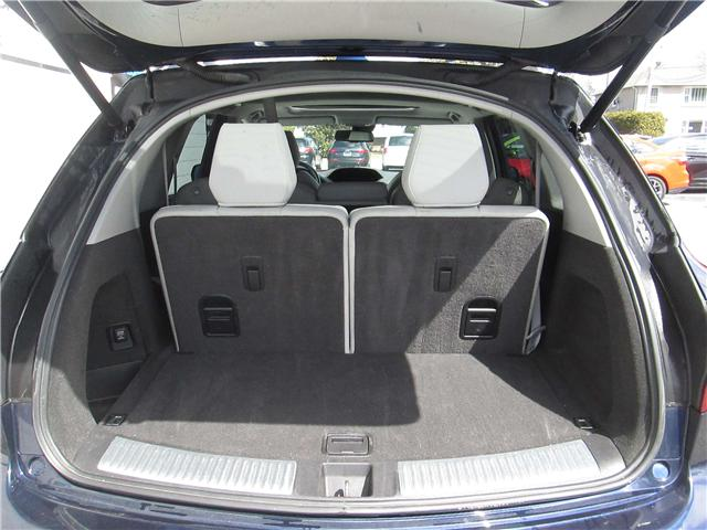 2014 Acura MDX Navigation Package (Stk: 171288) in Richmond - Image 9 of 14
