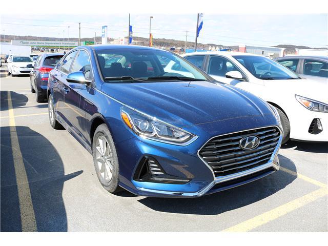 2018 Hyundai Sonata GL (Stk: 83938) in Saint John - Image 1 of 3