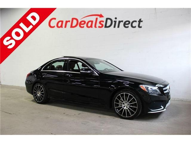 2015 Mercedes-Benz C-Class Base (Stk: 041936) in Vaughan - Image 1 of 30