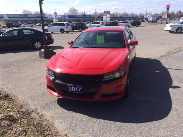 2017 Dodge Charger SXT (Stk: svg55) in Morrisburg - Image 1 of 6