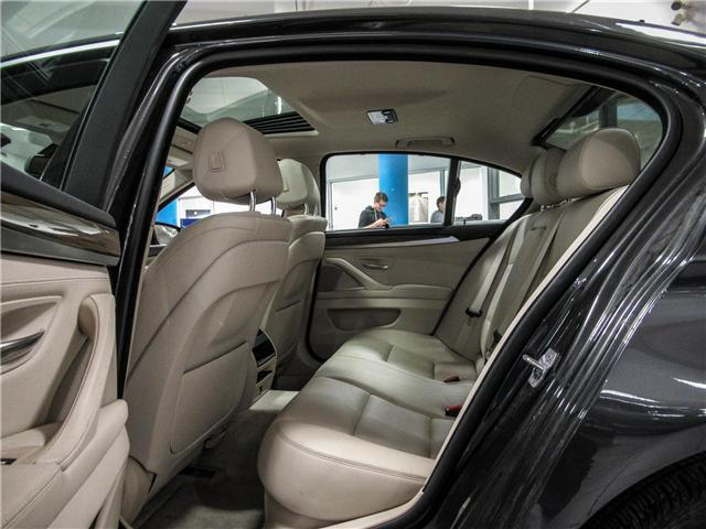 2014 BMW 528i xDrive (Stk: P8146) in Thornhill - Image 11 of 24