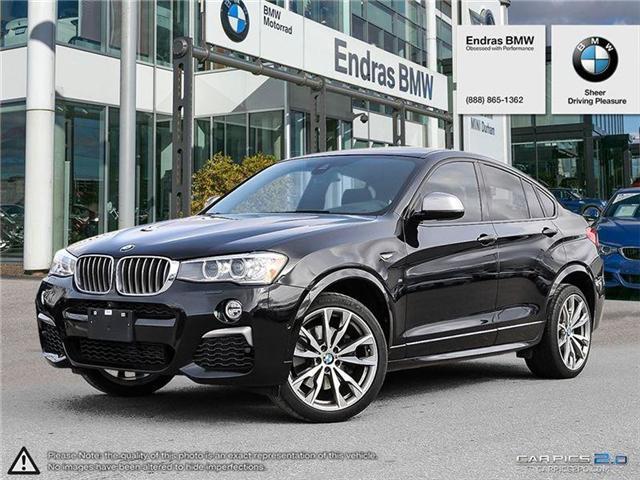 2018 BMW X4 M40i (Stk: P5384) in Ajax - Image 1 of 27