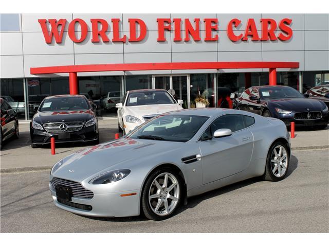 2007 Aston Martin V8 Vantage  (Stk: 16235) in Toronto - Image 1 of 19