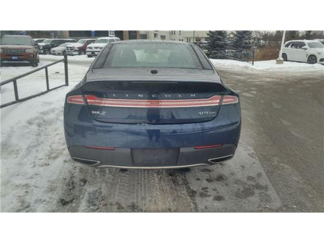 2017 Lincoln MKZ Reserve (Stk: P8074) in Unionville - Image 5 of 21