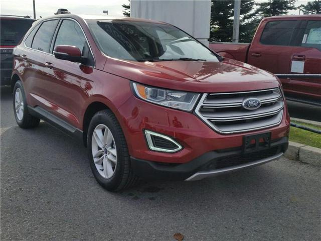 2017 Ford Edge SEL (Stk: P7925) in Unionville - Image 1 of 19