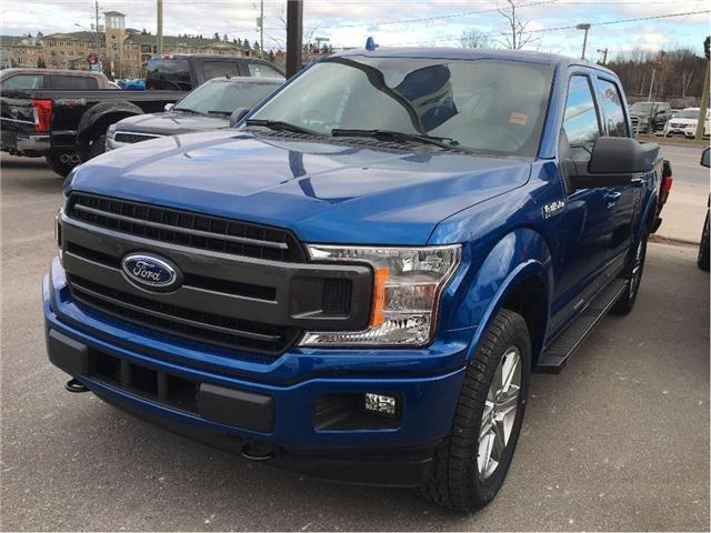 2018 Ford F-150 XLT (Stk: IF18044) in Uxbridge - Image 1 of 5