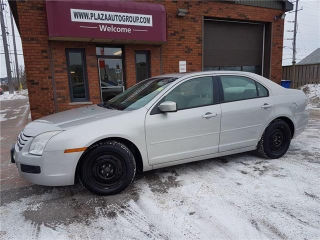 2007 Ford Fusion SE (Stk: DK2341A) in Orillia - Image 1 of 13