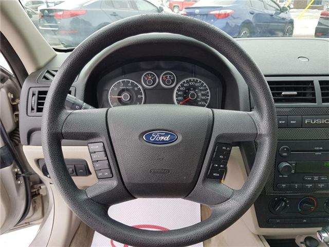 2007 Ford Fusion SE (Stk: DK2341A) in Orillia - Image 6 of 13