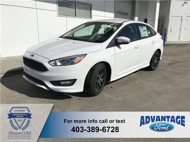 2017 Ford Focus SE (Stk: 5100) in Calgary - Image 1 of 9