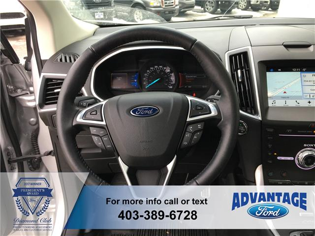 2017 Ford Edge Sport (Stk: 5145) in Calgary - Image 4 of 10