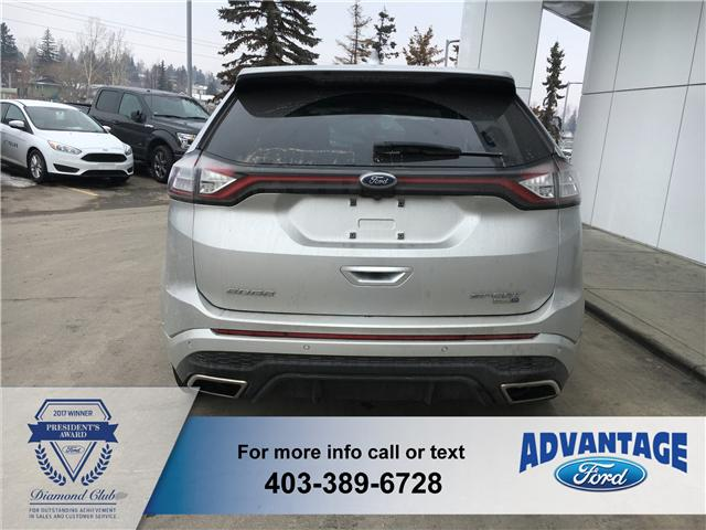 2017 Ford Edge Sport (Stk: 5145) in Calgary - Image 10 of 10