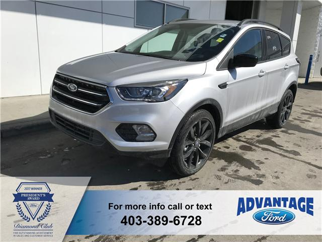 2017 Ford Escape SE (Stk: 5155) in Calgary - Image 1 of 10
