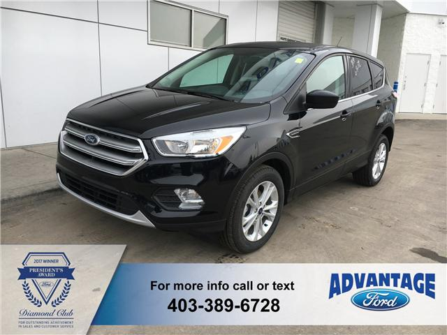 2017 Ford Escape SE (Stk: 5156) in Calgary - Image 1 of 10