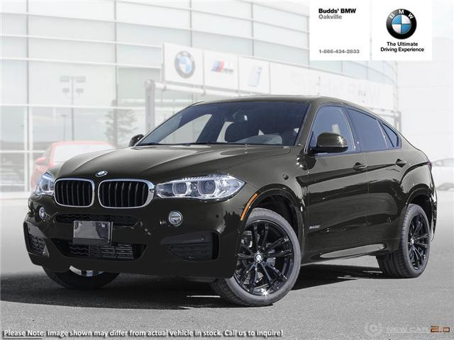 2018 BMW X6 xDrive35i (Stk: T941290) in Oakville - Image 1 of 11