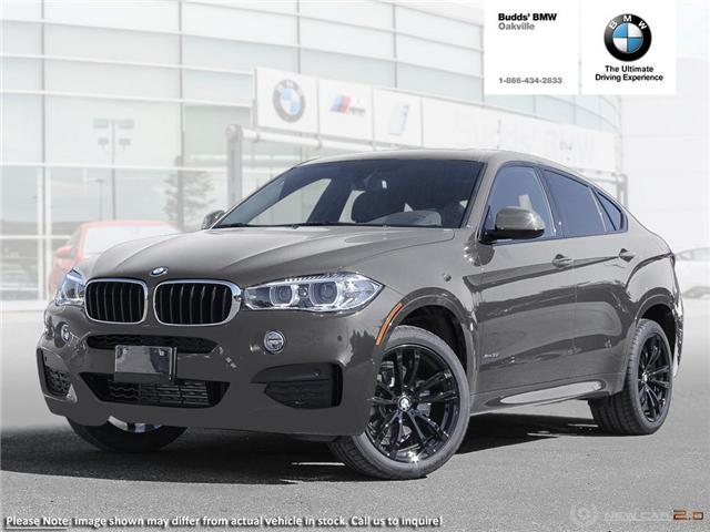 2018 BMW X6 xDrive35i (Stk: T941291) in Oakville - Image 1 of 25