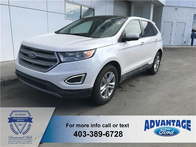 2017 Ford Edge SEL (Stk: 5160) in Calgary - Image 1 of 8