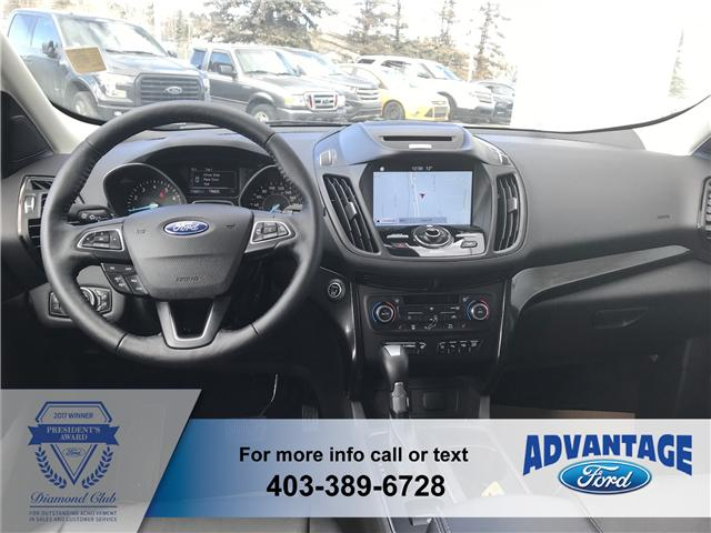 2017 Ford Escape Titanium (Stk: 22383) in Calgary - Image 2 of 9