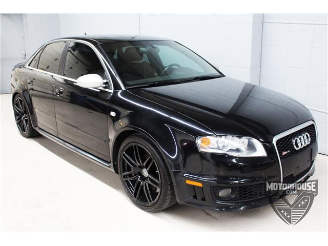 2007 Audi RS 4 4.2L (Stk: 1213) in Carleton Place - Image 11 of 34