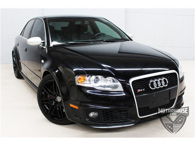 2007 Audi RS 4 4.2L (Stk: 1213) in Carleton Place - Image 1 of 34