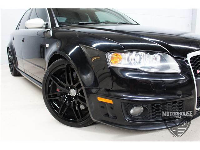 2007 Audi RS 4 4.2L (Stk: 1213) in Carleton Place - Image 13 of 34