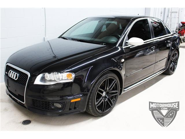 2007 Audi RS 4 4.2L (Stk: 1213) in Carleton Place - Image 16 of 34