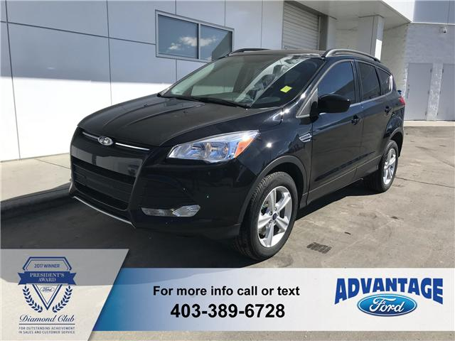 2016 Ford Escape SE (Stk: J-124B) in Calgary - Image 1 of 10