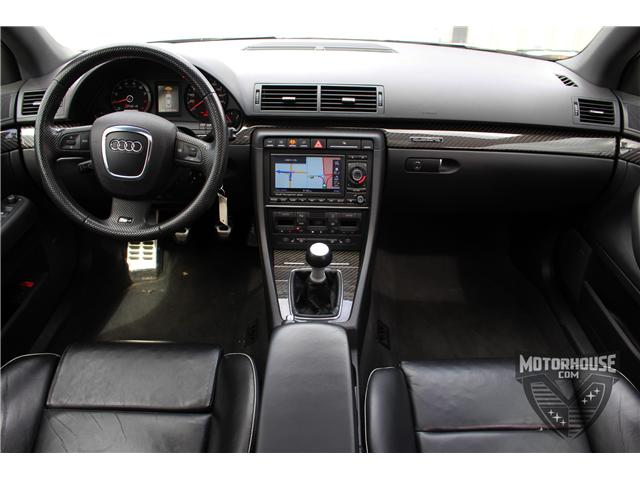 2007 Audi RS 4 4.2L (Stk: 1213) in Carleton Place - Image 10 of 34