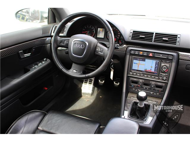 2007 Audi RS 4 4.2L (Stk: 1213) in Carleton Place - Image 21 of 34