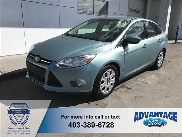 2012 Ford Focus SE (Stk: J-408A) in Calgary - Image 1 of 10