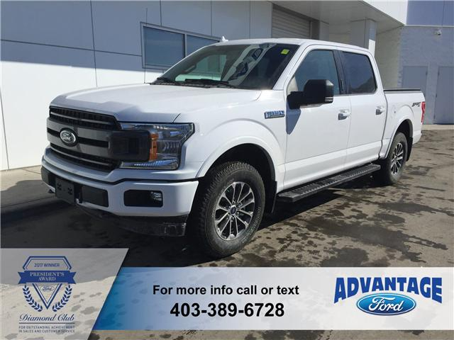 2018 Ford F-150 XLT (Stk: J-804A) in Calgary - Image 1 of 10
