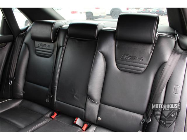 2007 Audi RS 4 4.2L (Stk: 1213) in Carleton Place - Image 9 of 34