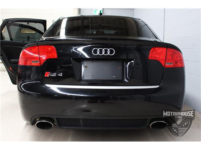 2007 Audi RS 4 4.2L (Stk: 1213) in Carleton Place - Image 20 of 34